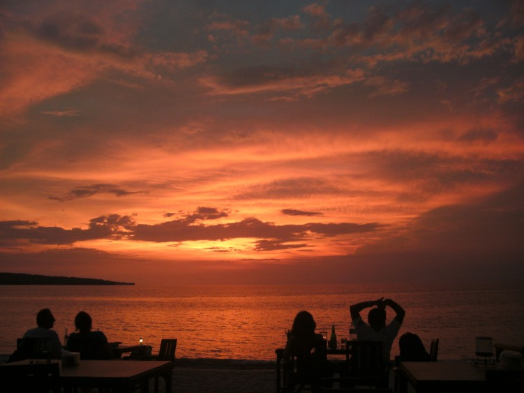 Bali Sunset Jimbaran Bay