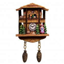 cuckcoo clock