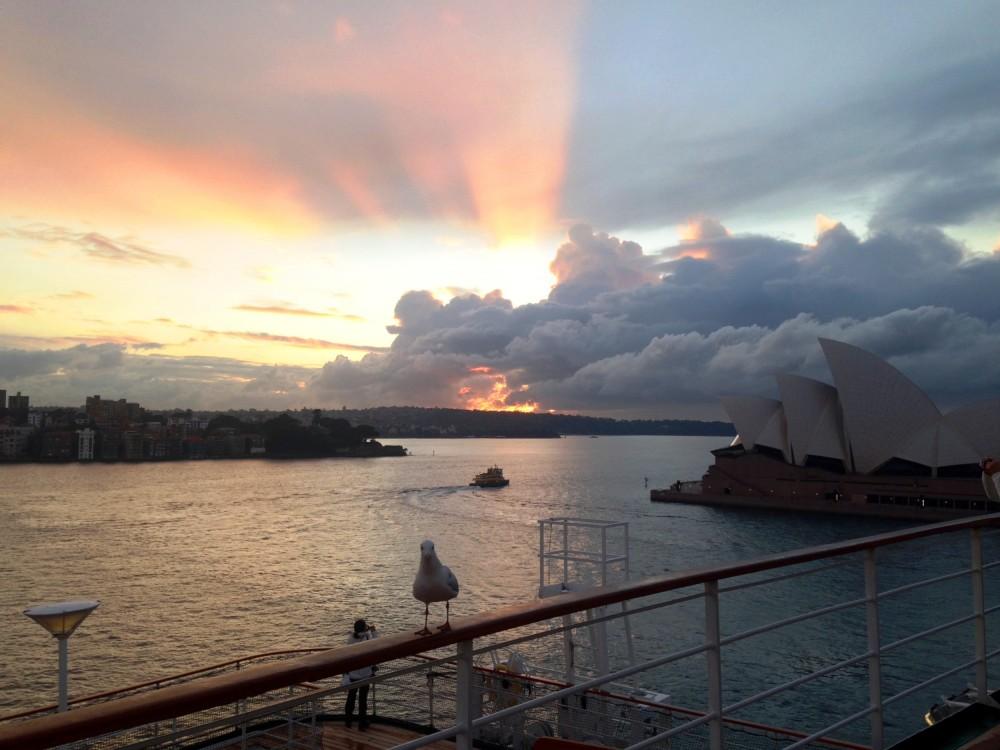 Sydney Harbour July 2015