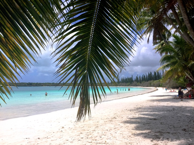 Isle of Pines - P&O Cruises - South Pacific Islands on Pacific Eden