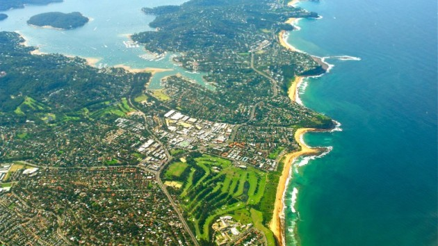 Play the Video of Sydney and Sydney Northern Beaches