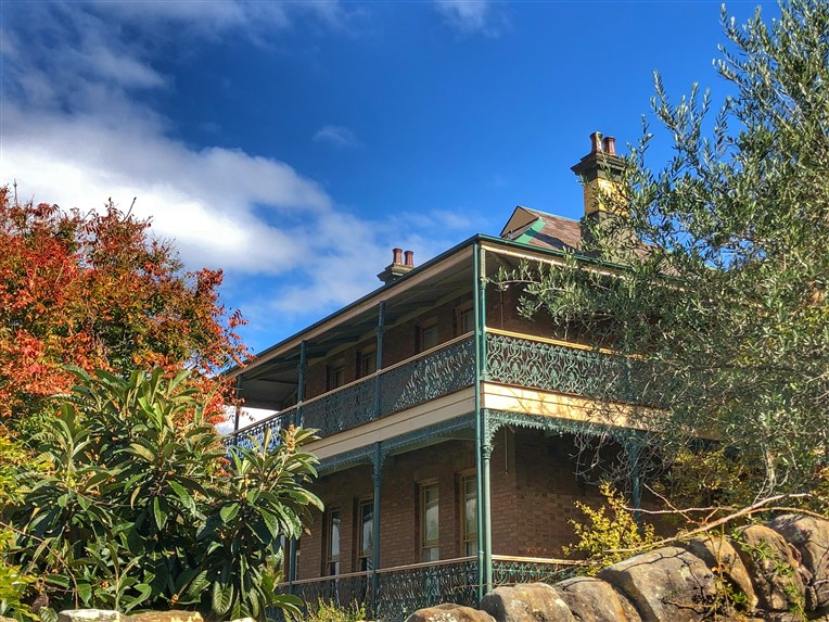 Discover Hunters Hill Art History Walking Tour