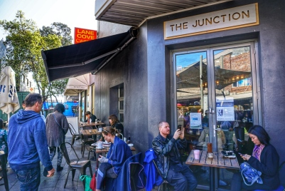 The Junction Coffee Co Lane Cove - image by Seafarrwide