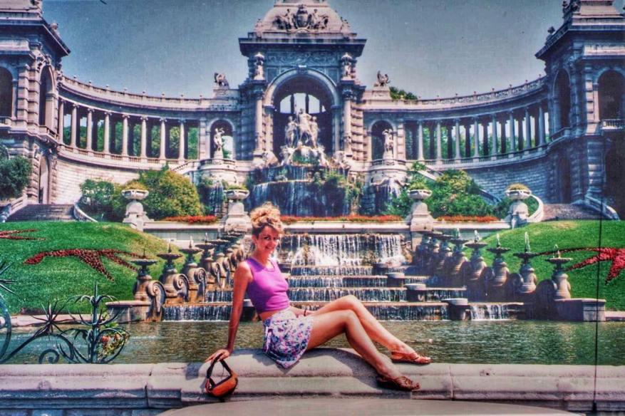 Palais Longchamp in Nice France