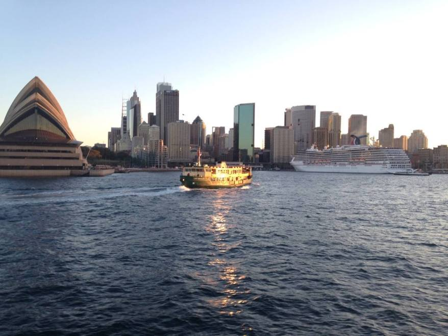 Sydney Opera House and Harbour
