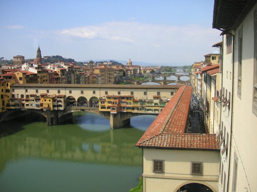 Italy-florence-pontevecchio