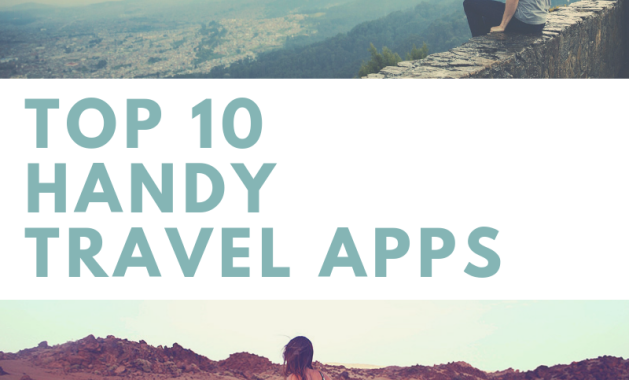 Top 10 Handy Travel Apps