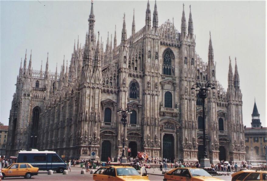 Milan, Italy 1990