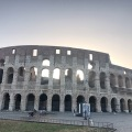 Colosseum 7am