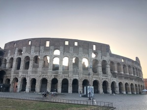 Colosseum 7am